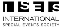 ises international special events society logo avenue 5 films